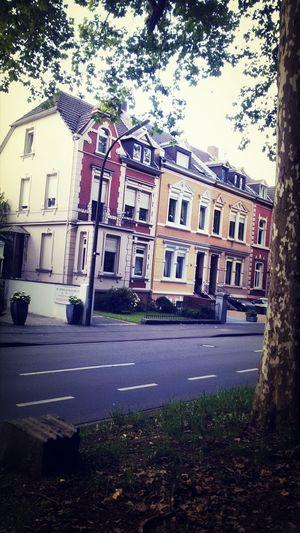 Jogging Time Old Houses Village ♡