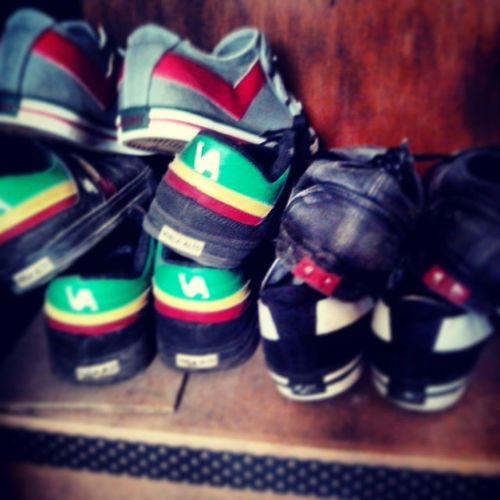Zapatillas Vans Pony Va Vuelaalto Shoes