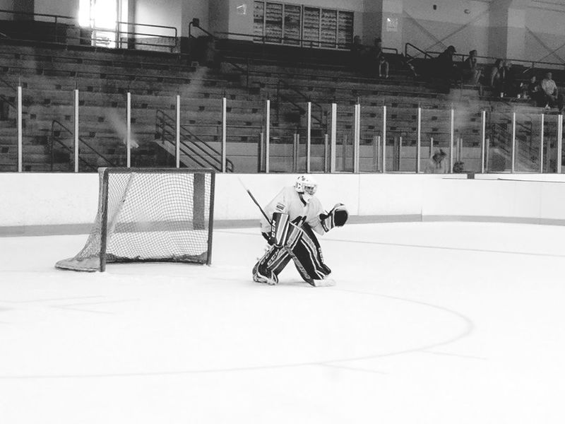 EyeEm Selects Goalies can be girls Hockey Competition Ice Hockey