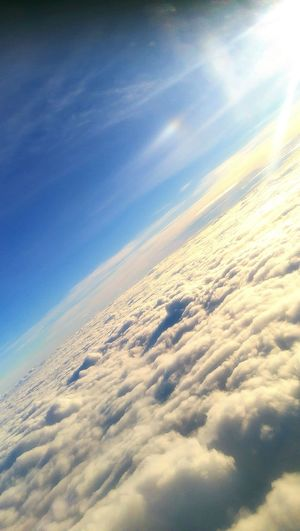 #highflyer #iloveclouds #IntheSky
