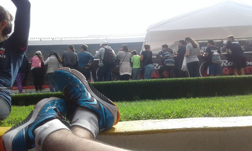 My Year My View Running Shoes Race Queretaro,Mexico Rock N' Roll  After Training