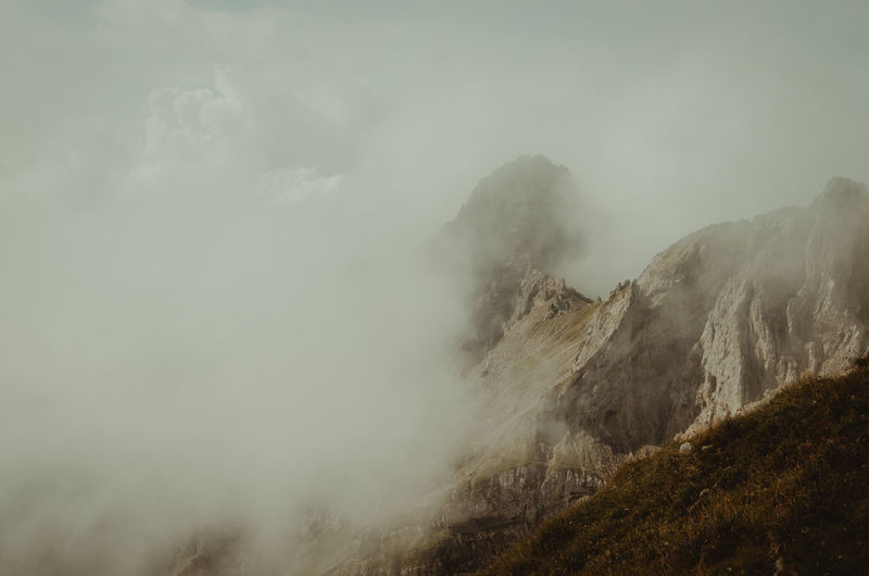Alpen Alps Austraila Bavaria Bayern Beauty In Nature Climbing Day Fog K Landscape Mountain Nature Nebellandschaft No People Outdoors Scenics Sky Österreich EyeEmNewHere The Week On EyeEm