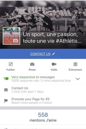 Ma page sport https://www.facebook.com/pages/lathl%C3%A9tisme-plus-quune-passion-une-drogue-pour-moi-/701208136575964 n'hésitez pas à rejoindre ma page et si vous avez besoin de conseils niveau sport, nutrition ect c'est avec plaisir que je saurai vous guider! Sport Conseil Page Passion Guide Abdos Fitness Athlétisme Hello World