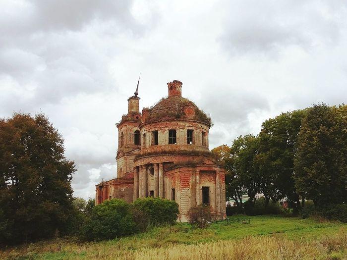Калужская область юхновский район юхнов Церковь храм