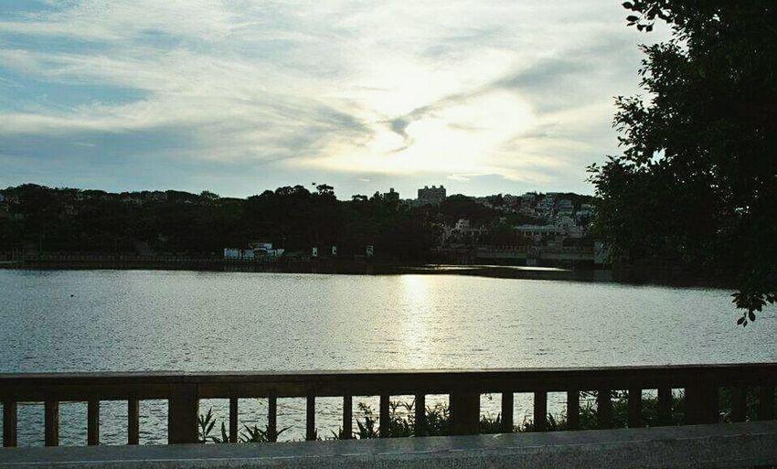 SUNSET @ D PARK (fun taiwan, Mobpho, mirror 5)