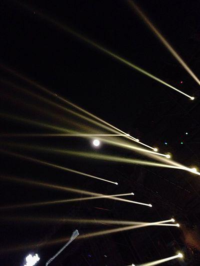 Eye4photography  Nightphotography Moon And Lights Dj Concert Dimitrivegas&likemike