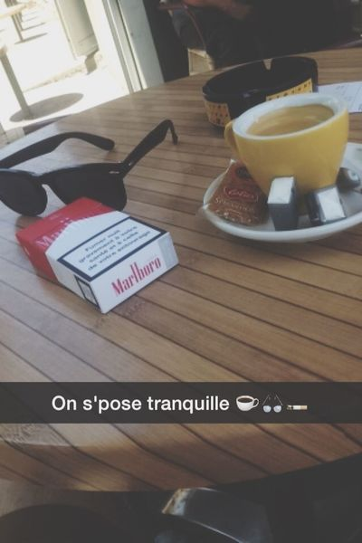 The Life ☕️🚬👓