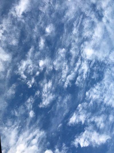 Clouds Drifting