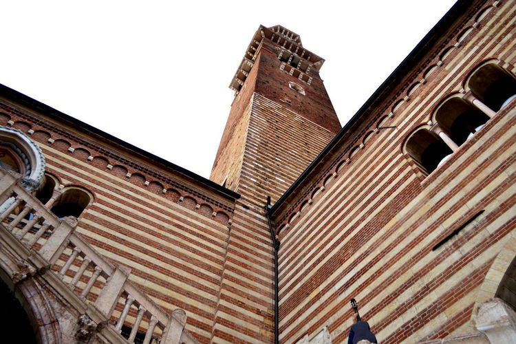 Architecture Architecture_collection Verona Architecture Building Building Exterior Built Structure Day History Italy Landscape Low Angle View No People Outdoors Outside Place Of Worship Point Of View Prospective Travel Destinations