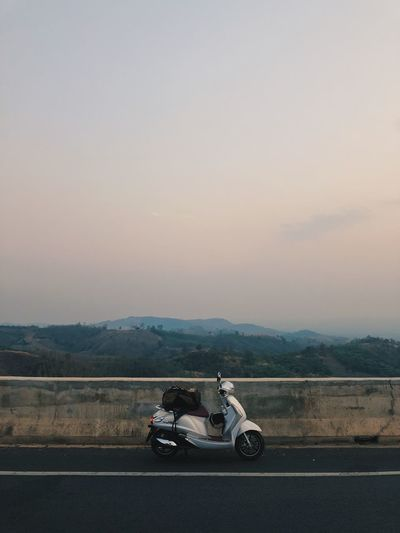 Roadside man