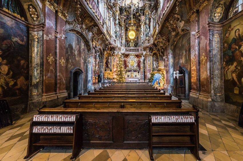 Munich EyeEm Munich München Sightseeing Church Historical Building Historical Sights Baroque