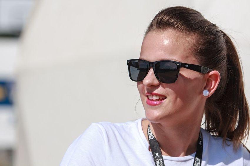 Pannonian Challenge Just Smile  Girls Sunglasses
