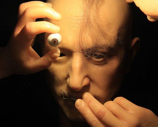 People Portrait Men Human Face Museum воск темнота глаз лицо Питер Питер ❤️ Санкт-Петербург СанктПетербург красота красиво пугает First Eyeem Photo