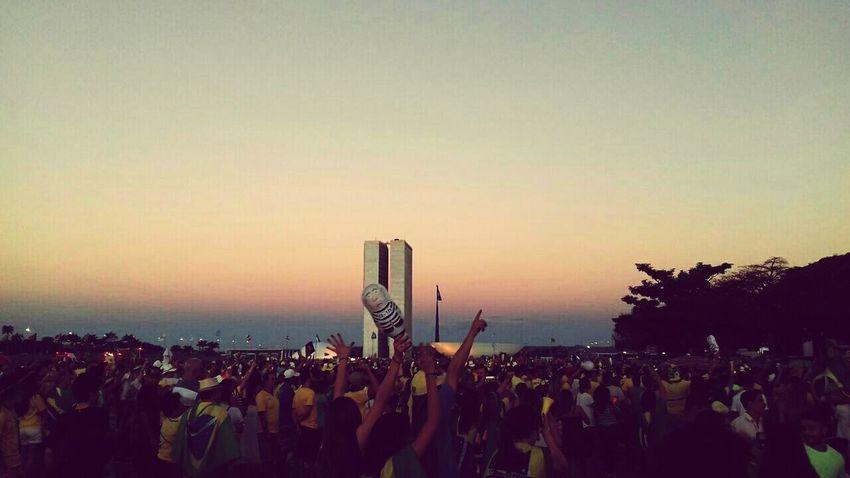 Beautiful City Brazil Lovely Sky Impeachment DilmaRousseff