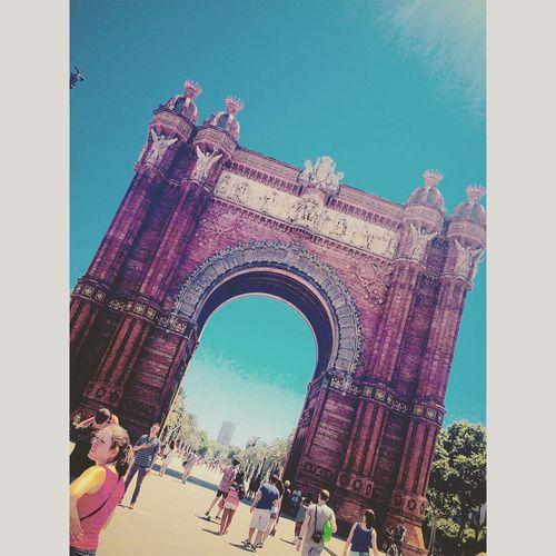 Arcdetriumf Barcelona