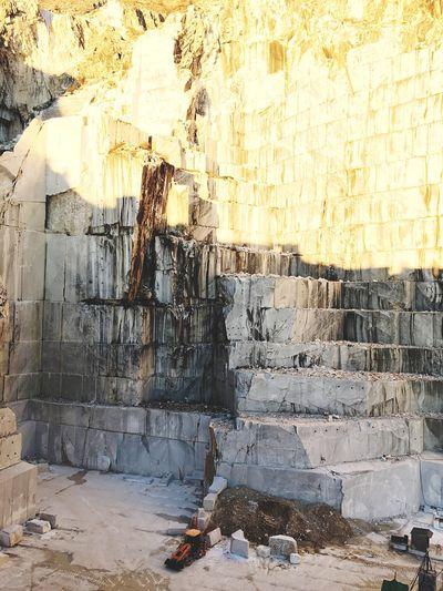 Marble quarry Marble Marbledstone Quarry Marble Quarry Abstract Italy Carrara Carrara Marble Sculpture Carrara-marmor Marmor