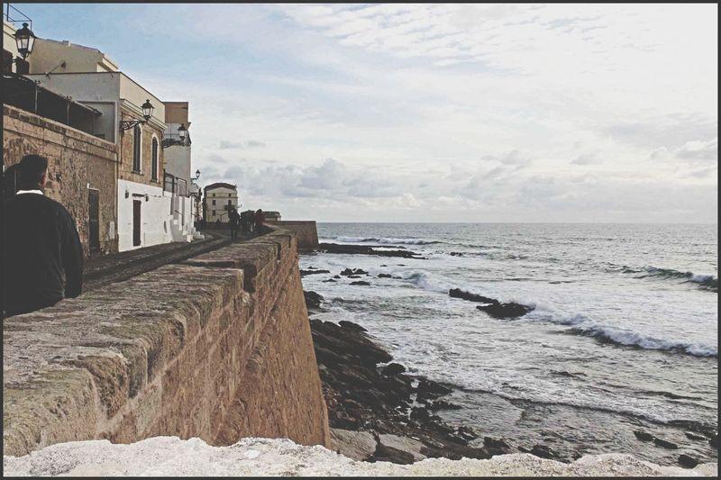 Prospettive. Prospective Sea Streetphotography