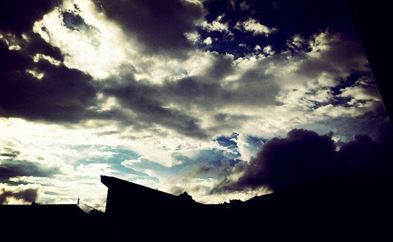 Sky and Sky... Enjoying Life
