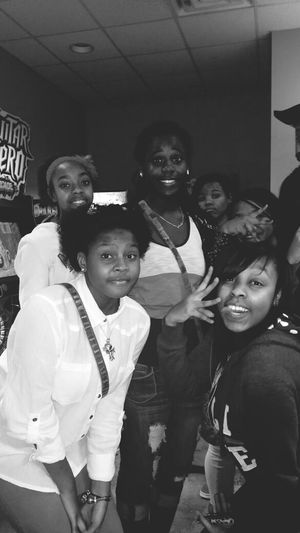 My babies, my boos, my riders,my shooters, my everything. ?