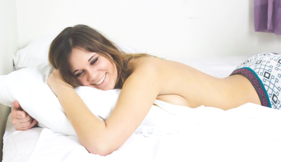 Bed Young Women