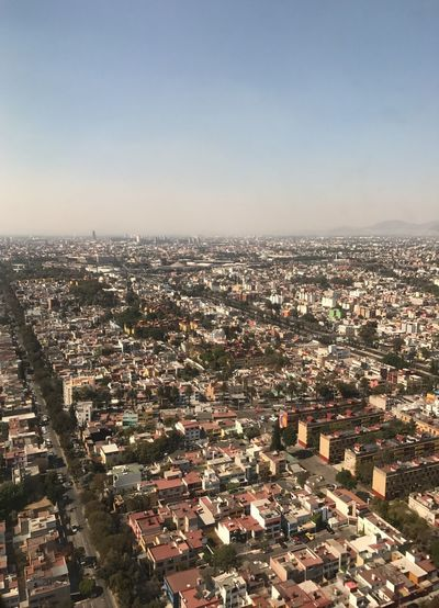 Architecture Cityscape Outdoors Mexico City Crowded Building Exterior Flying High