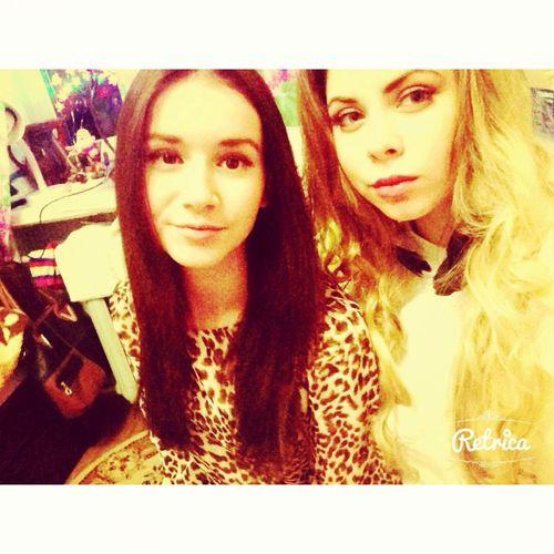 С моей сестрой на Новом Году? That's Me