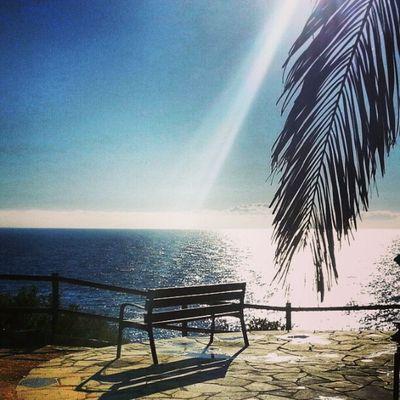 Mirador al mar Llocsdesomni Igersgirona Incostabrava Mar catalunyaexperiencie catalunyafotos descobreixcatalunya fotodeldia fotosdesomni lloretdemar