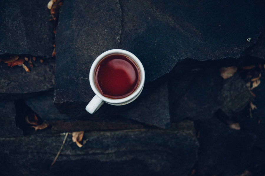 Beverage Cup Drink Food And Drink High Angle View Tea - Hot Drink