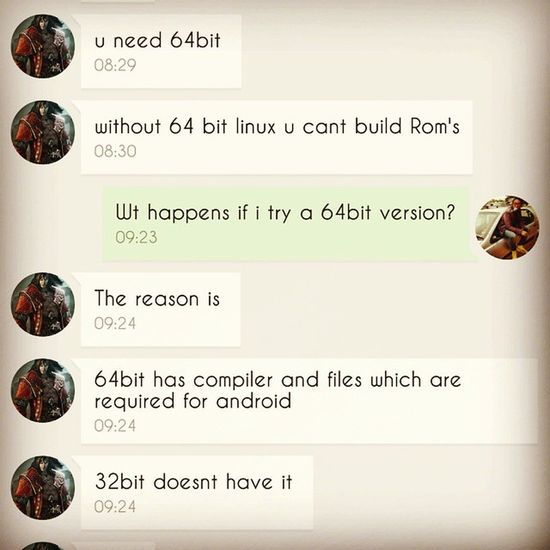 That  Pricks  64 Bit  Linux For Android Development 15gb Sources Download😢😢😢