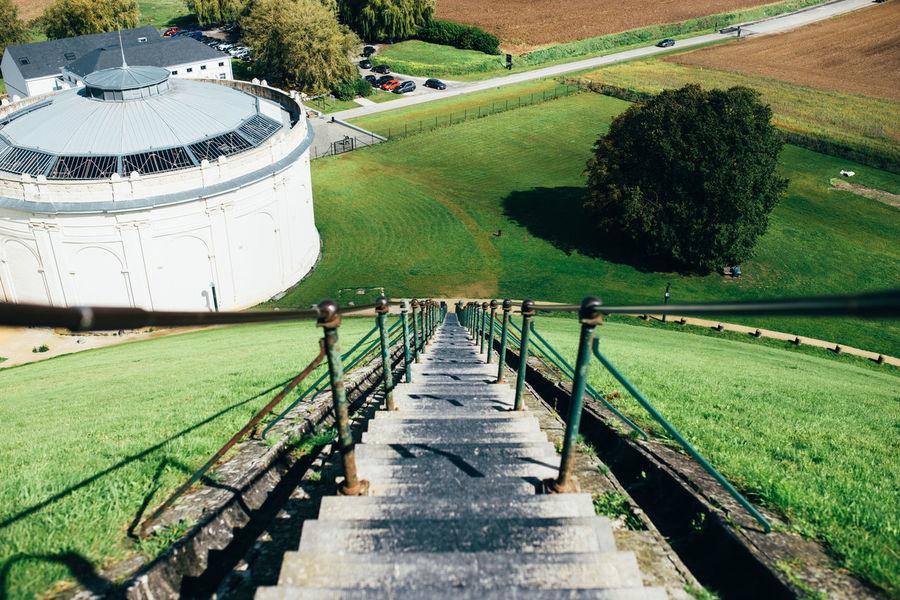 Battlefield Napoleon Napoleon Bonaparte Stairway Steps Waterloo Cavalry Climbing History Museum Painting Stairways Visiting
