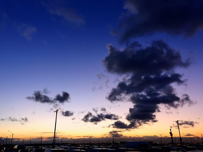 Sydney Airport Airportphotography Airport Kingsford Smith Airport Sunset