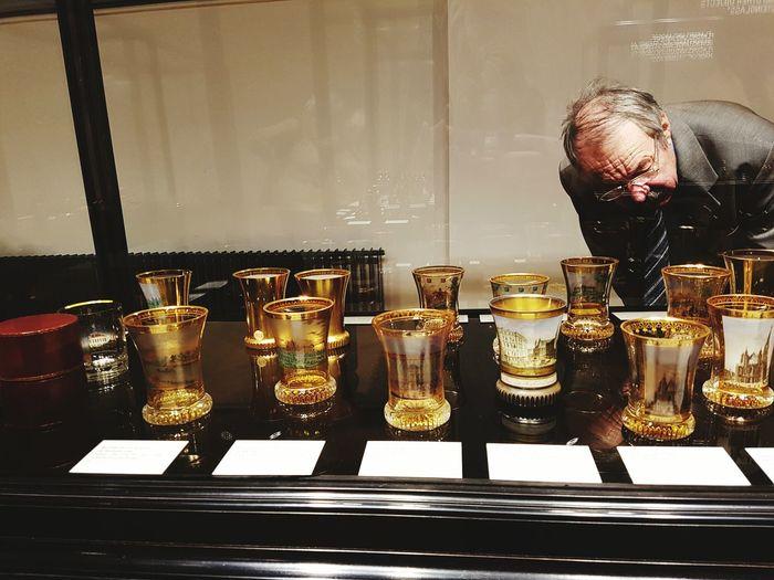 Glass Art Museum Für Angewandte Kunst Wien