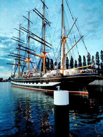 Sailing Ship Kieler Woche
