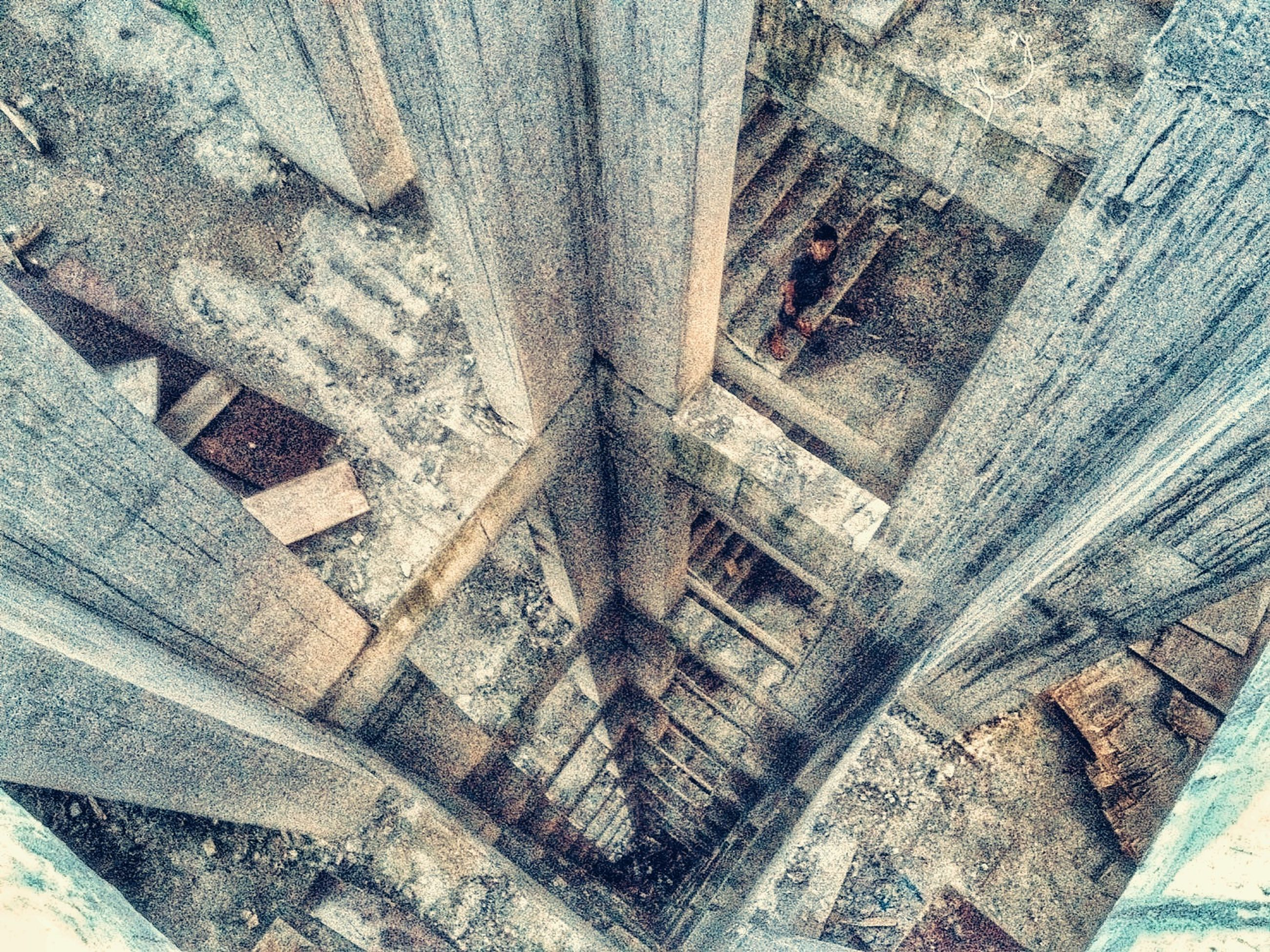 architecture, built structure, day, no people, old, history, building exterior, the past, building, high angle view, outdoors, weathered, abandoned, wall, close-up, window, pattern, wall - building feature, textured, architectural column, ruined