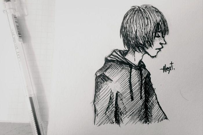 Art ♥ Friend Миша