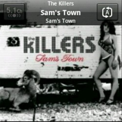 TheKillers Samstown Samstown