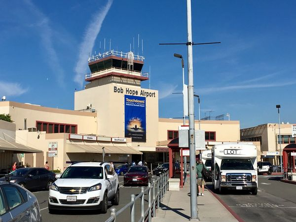 My arrival and departure airport this week. Built Structure Building Exterior City Sky Land Vehicle Transportation Architecture Outdoors Gas Station Day No People Taking Photos Airport Terminal Burbank  California Terminal Traveling Working Hard Travel Taking Pictures My View Today :)