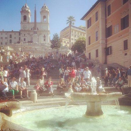 """""""Sole . Roma . Ora """"."""