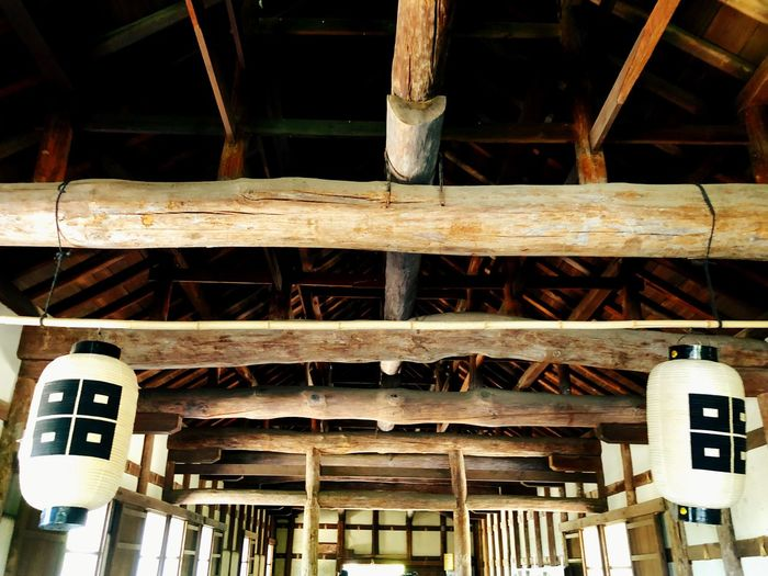 Architecture Built Structure No People Wood - Material Day Low Angle View Building Outdoors Hanging Roof Beam