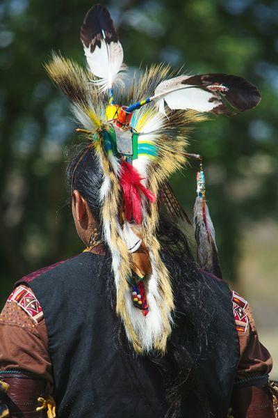 Native American Headdress, native american heritage, Colour Of Life