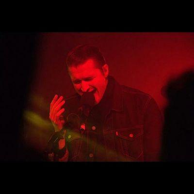 Wild beasts. The Prince Bandroom. Theprincebandroom Princebandroom Melbourne Stkilda Canon Gig Music Monikasmithphotography Live WildBeasts