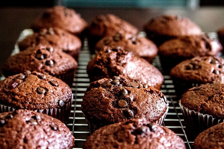 Freshly baked Muffins at home Muffins Chocochip Baked Singapore Fresh On Market 2018
