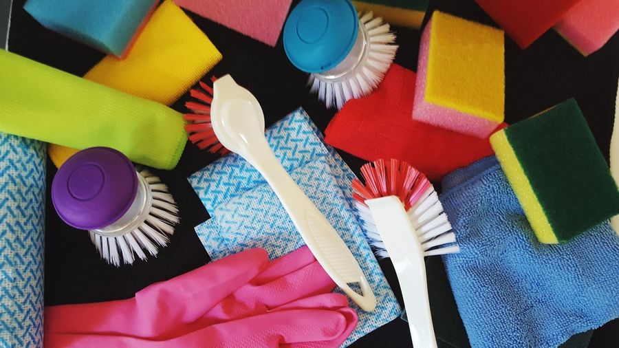 Cleaning Chores Kitchen EyeEm Selects Multi Colored Working Textile Close-up Cleaning Sponge Housework Washing Dishes Cleaning Product Washing Up Glove Dusting Cleaning Equipment Cleaner Bath Sponge
