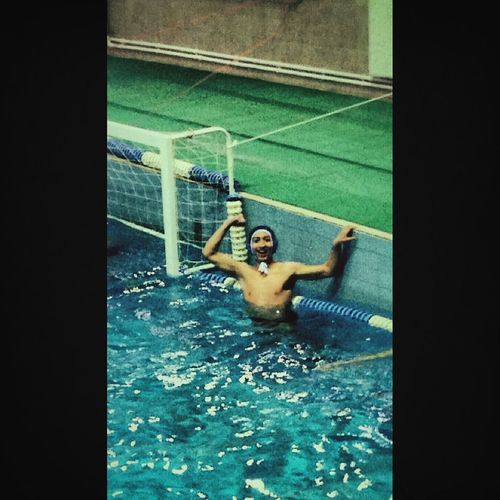 Waterpolo Taking Photos Swimming TheOldDays
