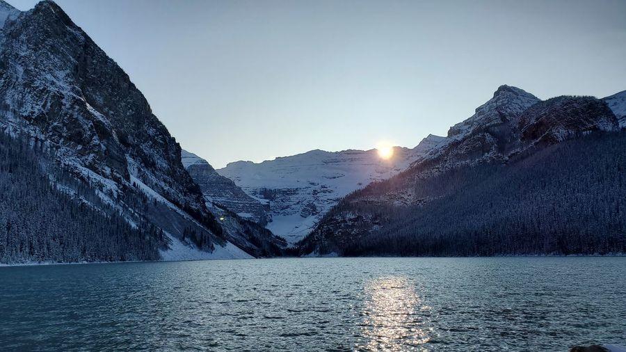 lake Louise,