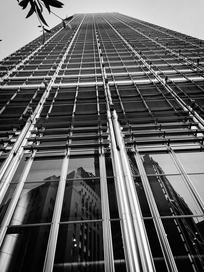 Check This Out Hello World Taking Photos Relaxing Buildings Reflection Building High Rise Beautiful View Blackandwhite Showcase March Learn & Shoot: After Dark