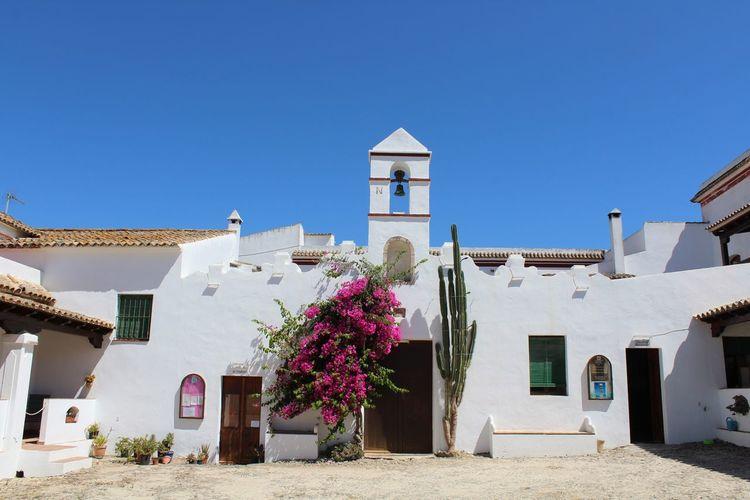 Palomar de la Breña Turism History Architecture Built Structure Building Exterior Clear Sky Nature