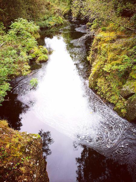 Water Reflection Outdoors No People Cwm Rheidol Huawei P9 Leica