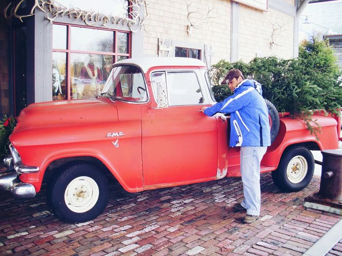 Oldcar Winter Photography Vintage Cars Vintage First Eyeem Photo Oldcars Old Truck Vintagetruck Oldtruck Vintage Collection