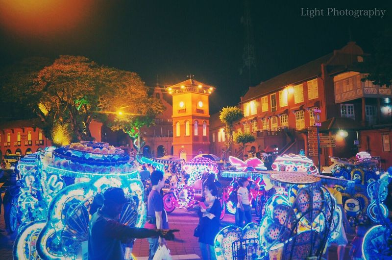 Melaka Nightphotography Holiday2016